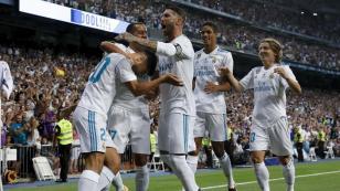 Real Madrid derrotó 2-0 a Barcelona y conquistó la Supercopa de España