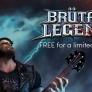 Humble Bundle está regalando Brutal Legend